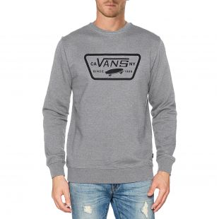 Толстовка Vans Full Patch Crew