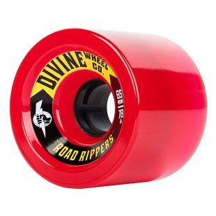 Колеса Divine Road Rippers 65Mm/78A red