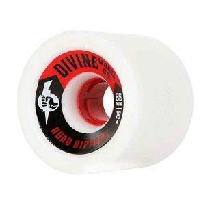 Колеса Divine Road Rippers 65Mm/78A white