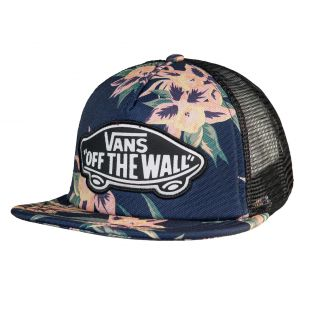 Кепка Vans Beach Girl Trucker fall tropics