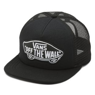 Кепка Vans Beach Girl Trucker onyx/white