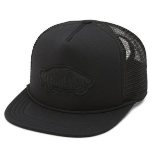 Кепка Vans Classic Patch Trucker black