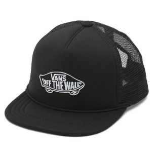Кепка Vans Classic Patch Trucker Boys black/black