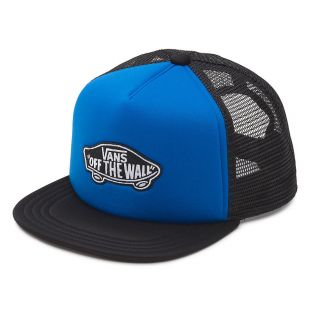 Кепка Vans Classic Patch Trucker Boys royal blue