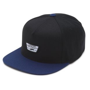Кепка Vans Mini Full Patch black/dress blues