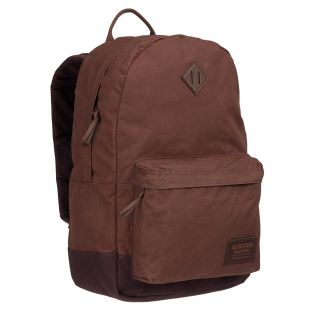 Рюкзак Burton Kettle cocoa brown waxed canvas