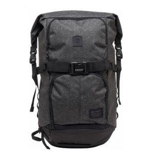 Рюкзак Element The Weekender (black grid htr)