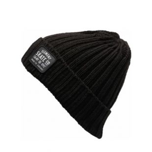 Шапка Element Counter Beanie (flint black)