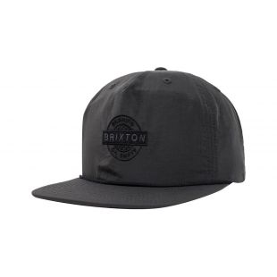 Кепка Brixton Speedway Hp ZD (washed black)