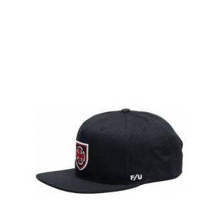 Кепка Brixton Hedge Mp Snbk ZD (black)
