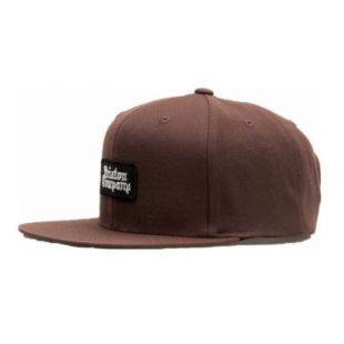 Кепка Brixton Boyle Snapback ZD (brown)