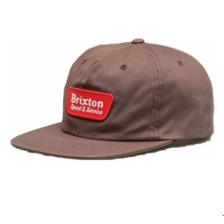 Кепка Brixton Cap Compressor ZD (brown)