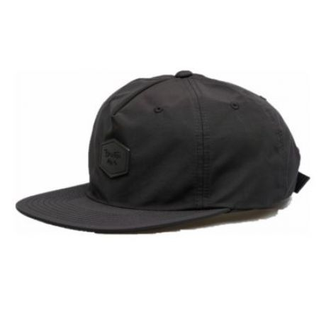 Кепка Brixton Trailhead Mp ZD (black)