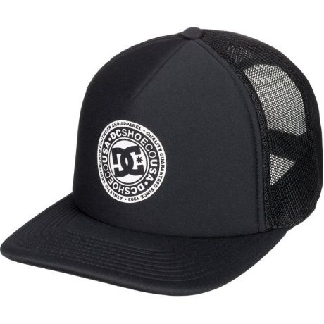 Кепка DC Vested Up (black)