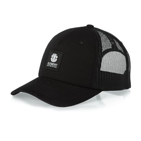 Кепка Element Icon Mesh ZD (all black)