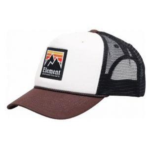 Кепка Element Peak Trucker ZD (chocolate torte)