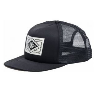 Кепка Element Rift Trucker ZD (original black)