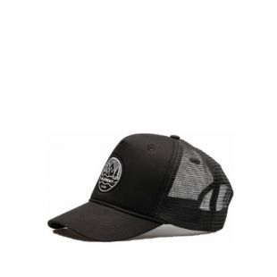 Кепка Element Emblem II Trucker (flint black)
