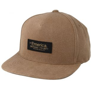 Кепка Emerica Defy Snapback ZD (copper)