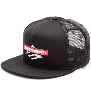 Кепка Emerica Indy Trucker ZD (black)