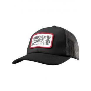Кепка Emerica Local Biz Trucker ZD (black)