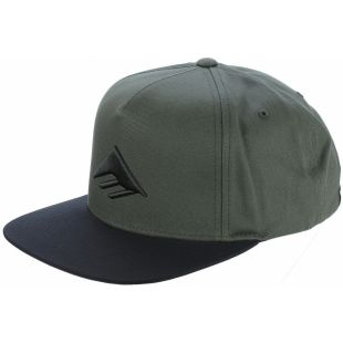 Кепка Emerica Triangle Snapback ZD (army)