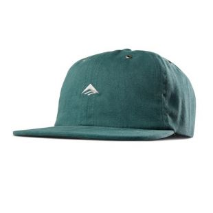 Кепка Emerica Try Strapback ZD (hunter green)