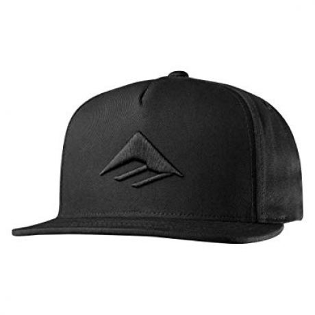Кепка Emerica Triangle Snap ZD (black)