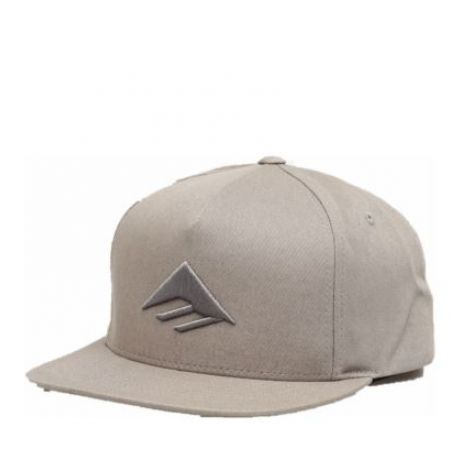 Кепка Emerica Triangle Snapback ZD (grey)