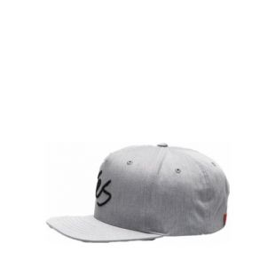Кепка Es Script Snapback ZD (grey/heather)