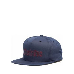 Кепка Etnies Corporate 5 Snap ZD (navy/red)