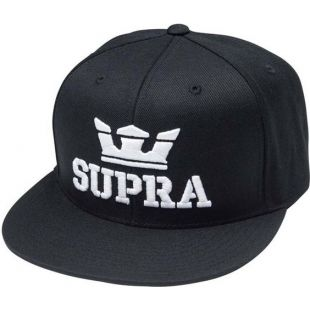 Кепка Supra Above Snap ZD (black)