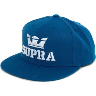 Кепка Supra Above Snap ZD (ocean/white white)