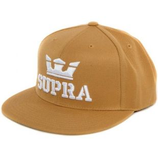 Кепка Supra Above Snap ZD (woodthrush white)