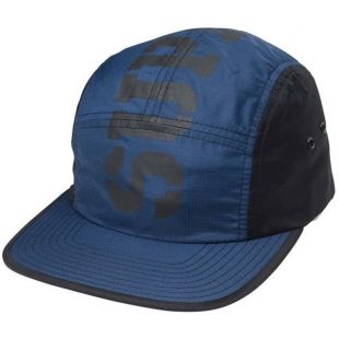 Кепка Supra Major 5 Panel ZD (black/blue)