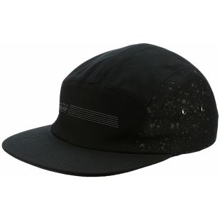 Кепка Supra Splatter 5 Panel ZD (black splatter)