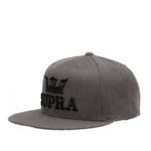 Кепка Supra Above Snap ZD (charcoal heather)