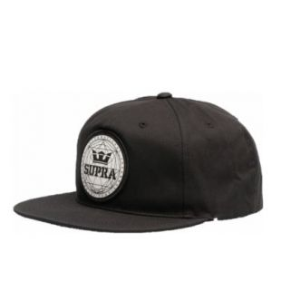 Кепка Supra Geo Patch Slider ZD (black)
