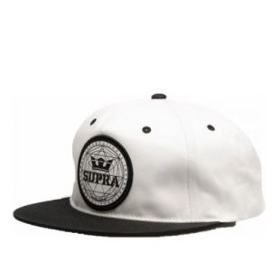 Кепка Supra Geo Patch Slider ZD (black/white)