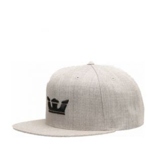 Кепка Supra Icon Snap ZD (grey heather)