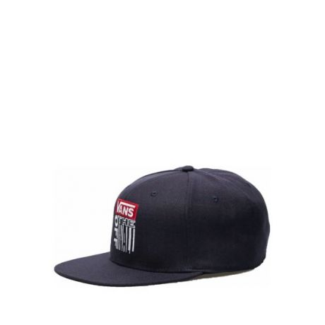 Кепка Vans Block Snapback ZD (dress blue)