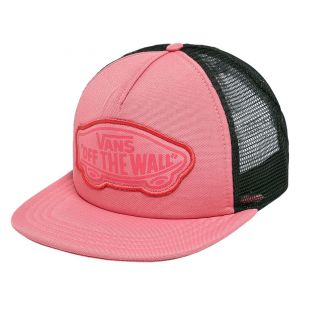 Кепка Vans Beach Girl Trucker desert rose