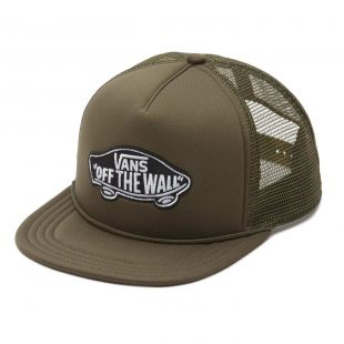 Кепка Vans Classic Patch Trucker Boys grape leaf