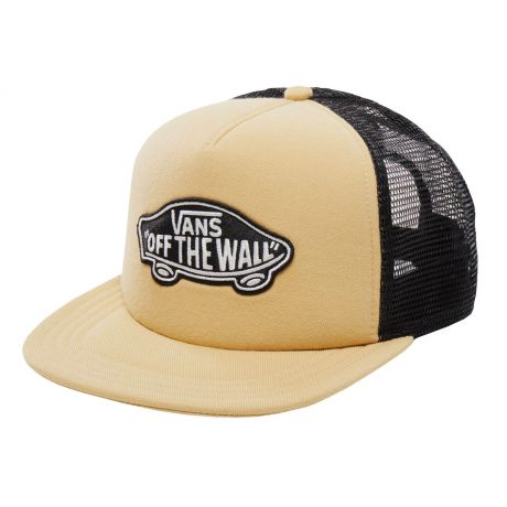 Кепка Vans Classic Patch Trucker new wheat