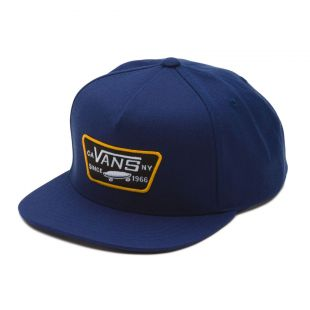 Кепка Vans Full Patch Snapback dress blues