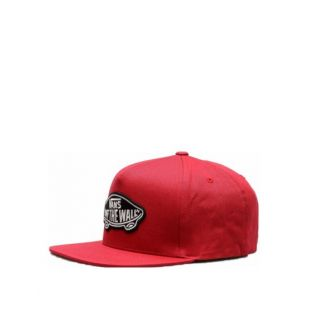 Кепка Vans Classic Patch Snapback ZD (chili/pepper)