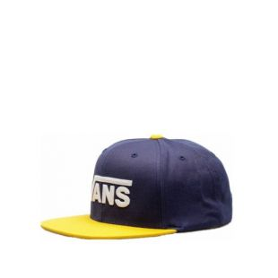 Кепка Vans Drop V II Snapback ZD (dress/blues old/gold)
