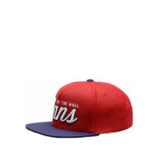 Кепка Vans Hayden Snapback ZD (chili/pepper dress/blues)