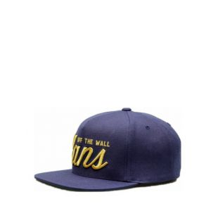 Кепка Vans Hayden Snapback ZD (dress/blues old/gold)