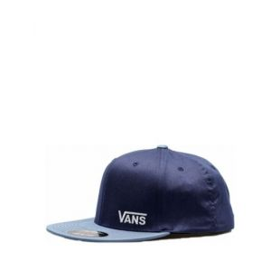 Кепка Vans Splitz ZD (dress/blues copen/blue)